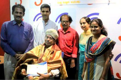 ಡಾ. ಎಂ. ಪ್ರಭಾಕರ ಜೋಶಿ ಅವರಿಗೆ 'ಸಾರಂಗ್ ಸಮ್ಮಾನ್'