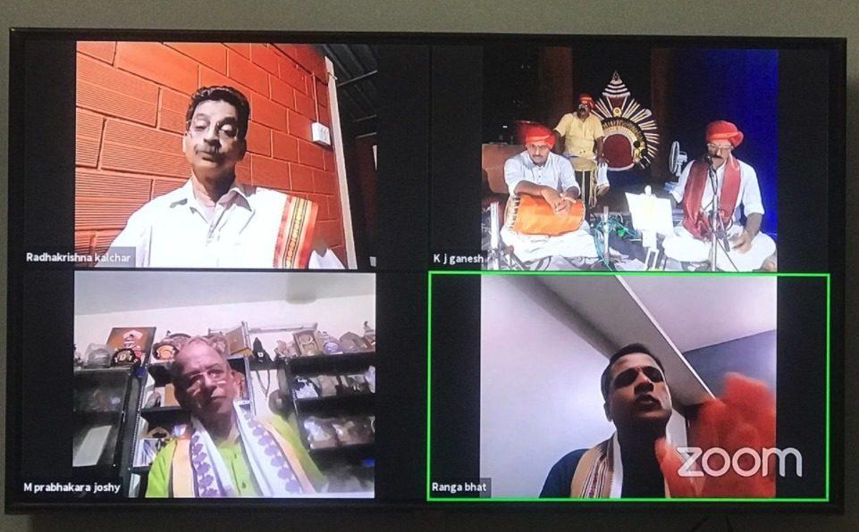 ಶರಸೇತು ಬಂಧನ – Virtual Yakshagana Taala Maddale